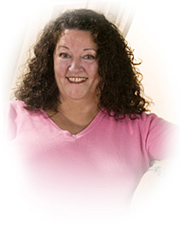Elaine Chambers, a graduate of the European College of Hypnotherapy. Member of the General Hypnotherapy Standards Council